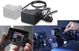Sony tung ra phụ kiện điều khiển cho máy ảnh RX0