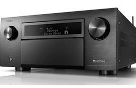 Denon ra mắt ampli AVR-X8500H cho âm thanh13.2 kênh kèm trợ lý ảo