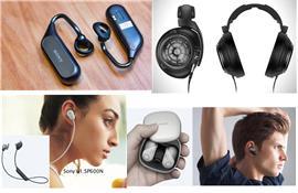 Tổng hợp những mẫu tai nghe hiện đại được ra mắt tại CES 2018