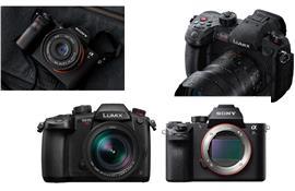 So sánh Panasonic GH5s và Sony Alpha A7S Mark II