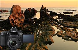 Kỹ thuật chinh phục ảnh phong cảnh với máy ảnh Canon 80D