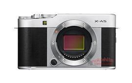 Cùng soi cấu hình của Fujifilm X-A5