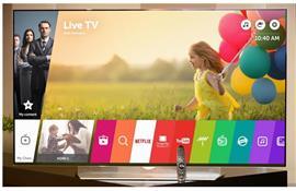 Những giao diện phổ biến trên các Smart tivi hiện nay