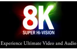Xu hướng phát triển tivi 8K đang nở rộ