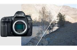 Chụp ảnh tương phản rộng hơn với ứng dụng DPRSplit cho máy ảnh Canon 5D Mark IV