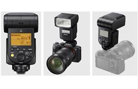Sony giới thiệu đèn Flash HVL-F60RM  mới