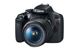 Canon ra mắt máy ảnh DSLR Rebel T7 với cảm biến 24Mpx