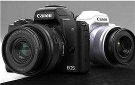 Canon chuyển trọng tâm để phát triển mảng máy ảnh Mirrorless