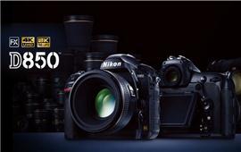 Nikon ra mắt bộ phụ kiện thiết bị quay phim hổ trợ cho máy ảnh Nikon D850