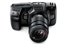 Blackmagic giới thiệu máy ảnh compact Pocket Cinema Camera 4K siêu nhỏ gọn với khả năng quay video 4K