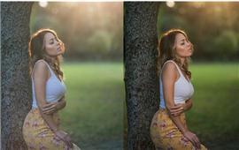 Ngắm nhìn màn so găng giữa 2 nhiếp ảnh gia chụp với ánh sáng tự nhiên và với đèn flash