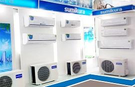 Tại sao thương hiệu máy lạnh Sumikura được tin dùng tại Việt Nam?