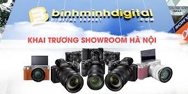Bình Minh Digital Hà Nội-TƯNG BỪNG KHAI TRƯƠNG ĐỊA CHỈ MỚI