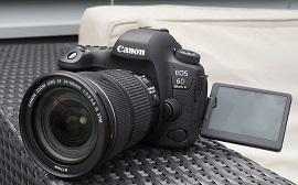 Canon 6D Mark II - chiếc máy ảnh DSLR full-frame giá rẻ đáng quan tâm
