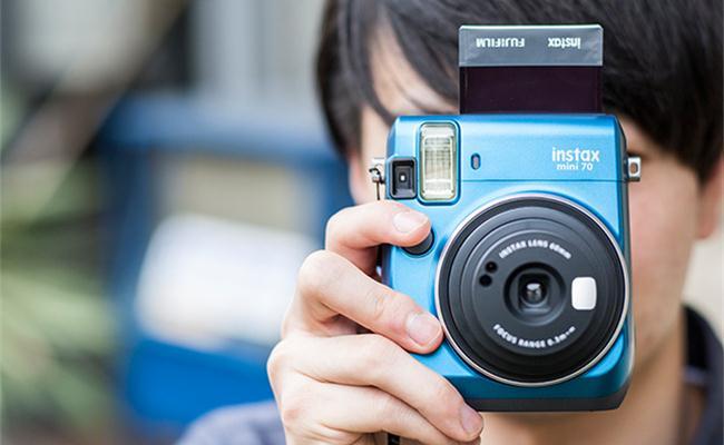 Máy ảnh Fujifilm instax mini 70