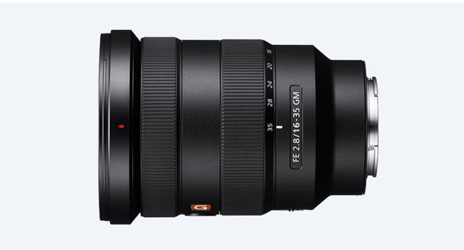 Ống kính Sony G MASTER FE 16-35MM F2.8 (SEL1635GM)