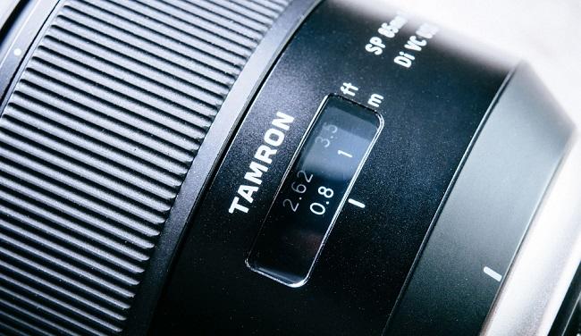 Ống Kính Tamron SP 85MM F/1.8 DI VC USD