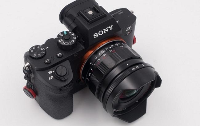 Ống kính Voigtlander 15mm F4.5 Super Wide Heliar aspherical for Sony
