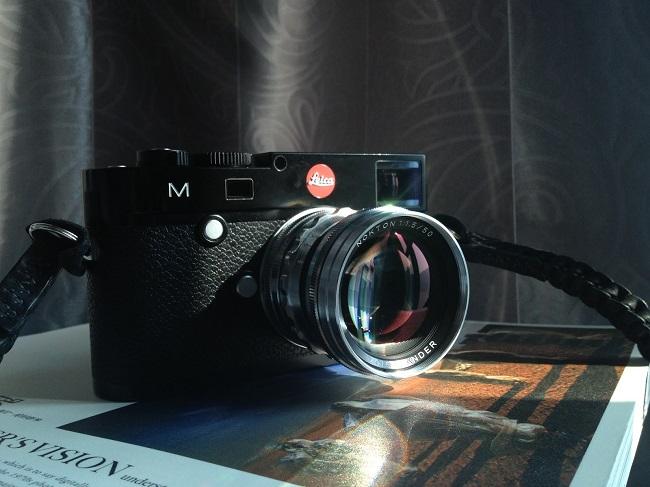 ỐNG KÍNH VOIGTLANDER VM 50MM F/1.5 ULTRON BLACK