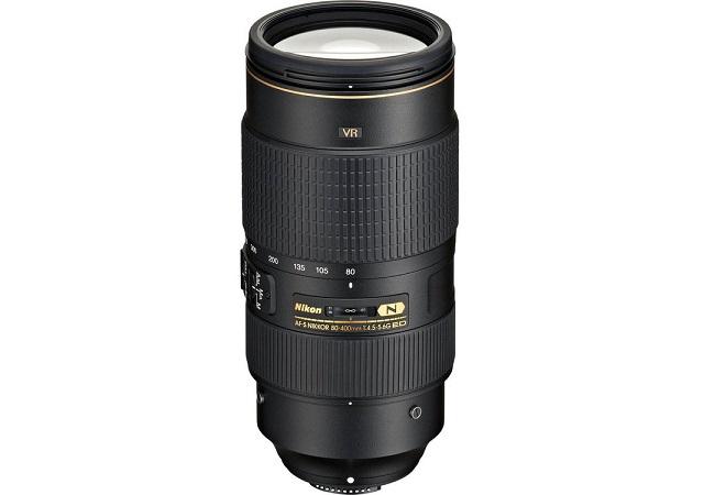 Ống kính Nikon AF-S Nikkor 80-400 f/4.5-5.6G ED VR