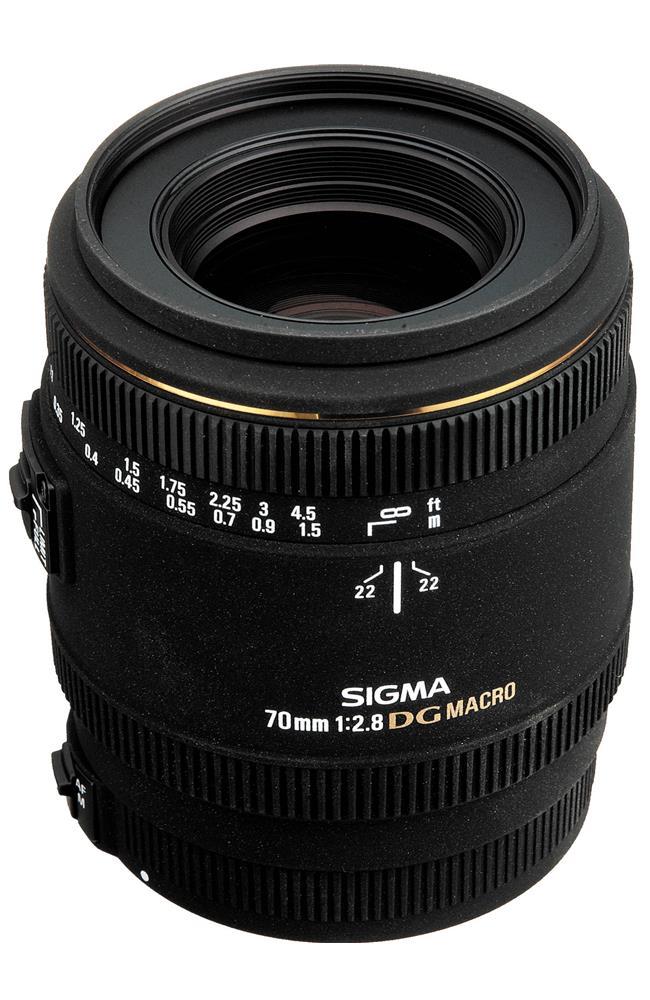 Ống Kính  Sigma 70mm f / 2.8 DG MACRO ART
