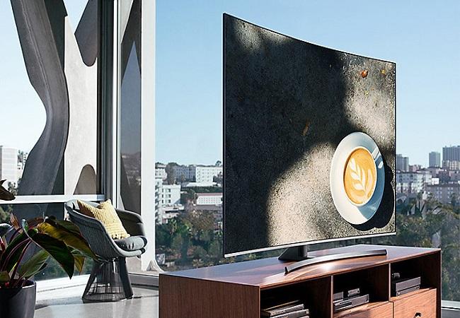 Tivi Premium Samsung UA65NU8500KXXV (Smart TV, Màn Hình Cong, UHD 4K, 65 inch)