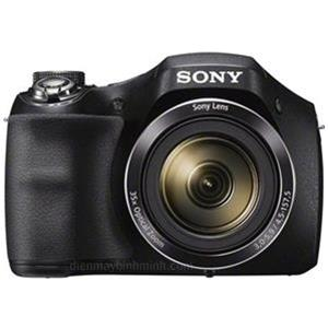 Máy Ảnh Sony CyberShot DSC H300 (Đen)