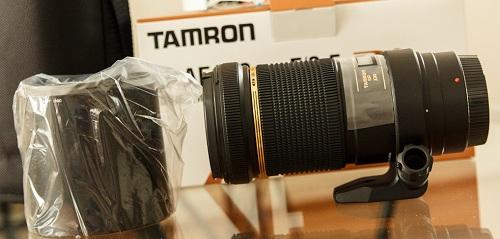 Ống kính Tamron SP AF 180mm F/3.5 Di LD IF 1:1 Macro