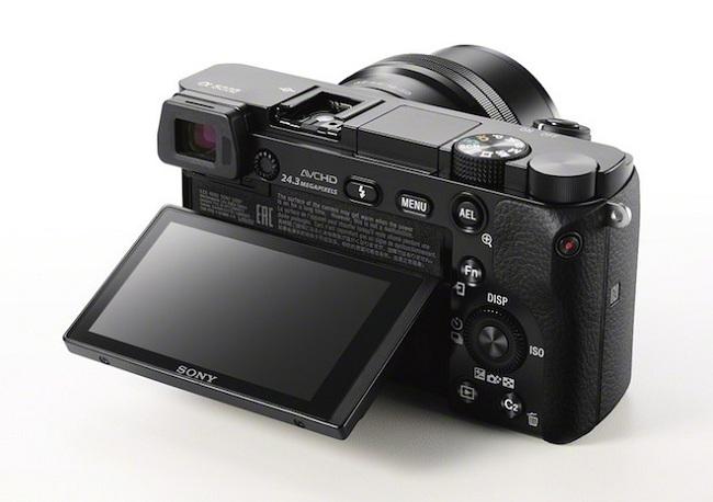 Máy Ảnh Sony Alpha A6000 (ILCE-6000) Body (đen)