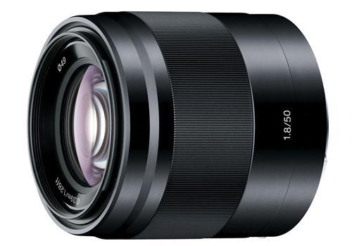Ống Kính Sony SEL 50mm F1.8 SEL50F18 (Đen)