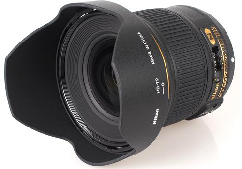 Ống Kính Nikon AF-S NIKKOR 20mm f/1.8G ED