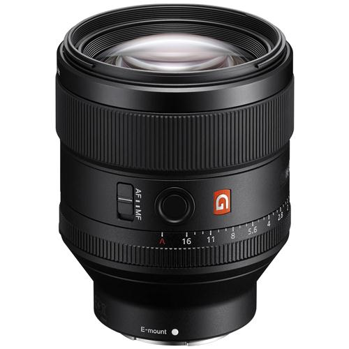 Ống kính Sony G Master FE 85mm F1.4 (SEL85F14GM)