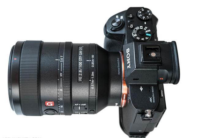 Ống Kính Sony FE 100mm F2.8 STF GM OSS (SEL100F28GM)