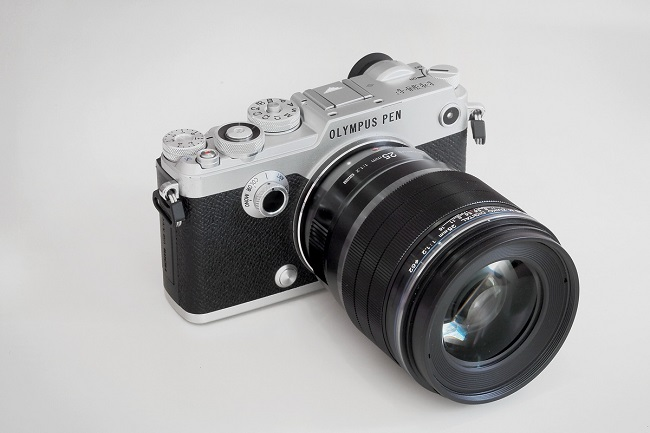 Ống Kính Olympus M.Zuiko Digital ED 25mm F1.2 PRO