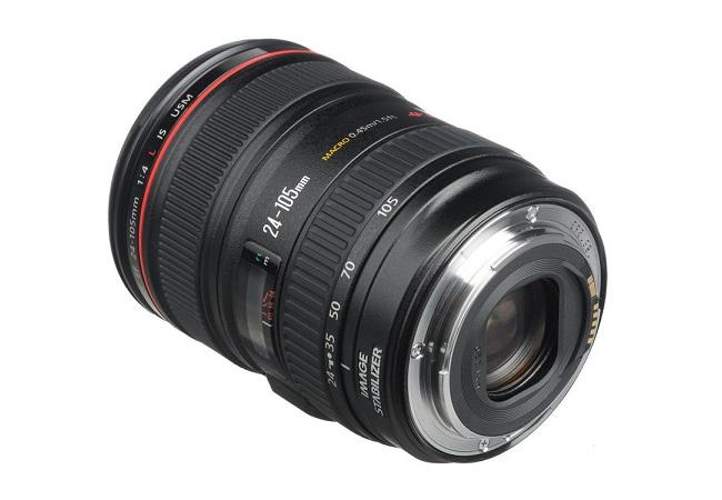 Ống kính Canon EF 24-105 F4L IS II USM (hàng nhập khẩu)