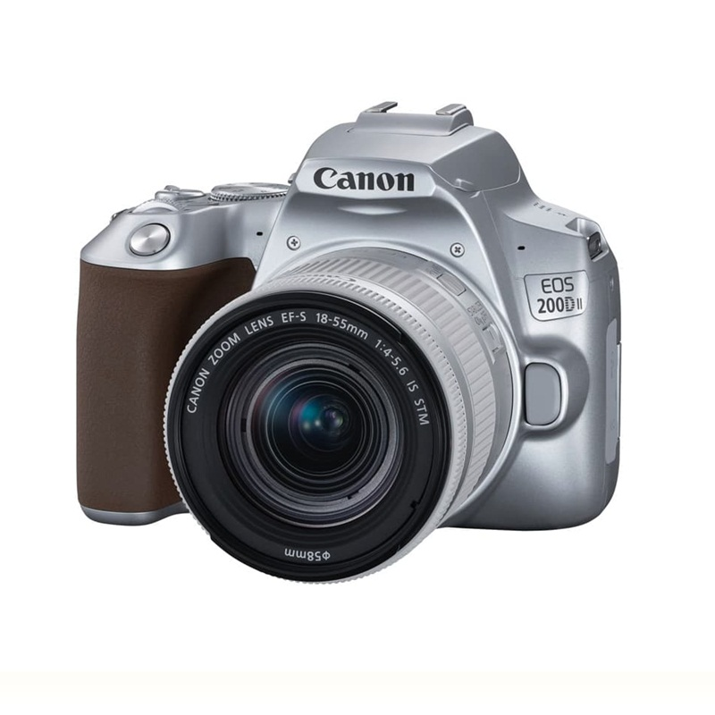 may-anh-canon-eos-200d-mark-ii-kit-18-55-stm-bac-hang-nhap-khau